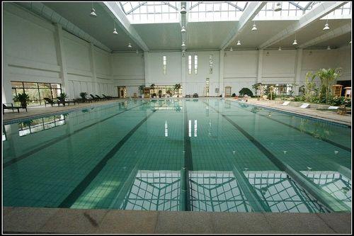 天沐温泉度假村温泉游泳馆